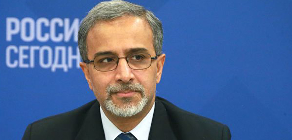 106795ebf0 Interview of Ambassador of India to Russia D. B. Venkatesh Varma to RIA  Novosti News Agency